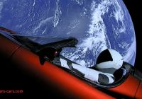 Tesla to Mars Inspirational Elon Musks Spacex Launches Tesla Roadster to Mars On the