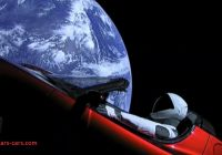 Tesla to Mars Inspirational Spacex Celebrates Successfully Launching A Tesla Roadster