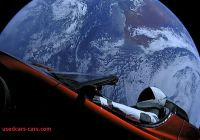 Tesla to Mars Luxury Spacexs Starman and His Tesla Roadster are now Beyond