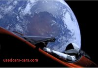 Tesla to Mars New Spacexs Tesla Launch to Mars Elon Musks Tesla Overshot