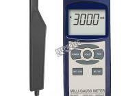 Tesla to Microtesla Lovely Electromagnetic Field Meter Measure In Milligauss or