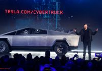 Tesla Truck Inside New Watch Tesla Unveil Its Electric Pickup Cybertruck In A Demo Gone Awry