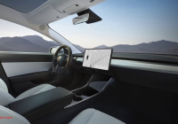 Tesla Truck Interior Awesome Model 3