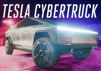 Tesla Truck Reveal Fresh Tesla Cybertruck Elon Musk Announces Electric Pickup Truck