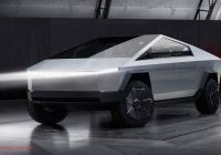 Tesla Truck Reveal New Tesla Unveils Otherworldly Cybertruck Starting at
