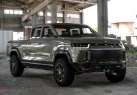 Tesla Truck Unveil Inspirational Rivian R1t is A Real Electric Pickup Truck but atlis Xt is