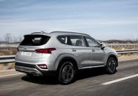 Tesla Tucson Fresh 2019 Hyundai Santa Fe is A Slickly Styled Family Suv