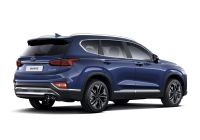 Tesla Tucson Luxury Hyundai Santa Fe U S Vs China Parison which Taillights