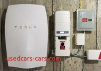 Tesla Unit Best Of Tesla Powerwalls for Home Energy Storage Hit U S Market