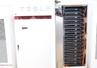 Tesla Unit Unique Teslas Kauai solar Storage Facility Offers A Glimpse Of