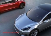 Tesla Used Under $35000 Best Of Tesla S Model 3 at Least 215 Miles Per Charge 0 60 In