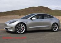 Tesla Used Under $35000 Luxury Finally Tesla Launches Model 3 Car In the Usa at $35 000