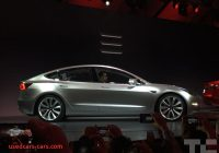 Tesla Used Under $35000 New Here are 14 Actual Pictures Of Tesla's $35 000 Model 3