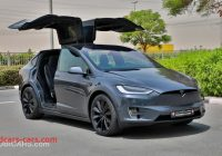 Tesla Used Under $35000 New Tesla Model X X100d 2017 7 Seater with Auto Pilot Under