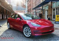 Tesla Used Under $35000 Unique Tesla's Model 3 Pricing Inches Closer to $35 000 Tar
