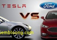 Tesla Vs ford Best Of Profit Target for Tesla Model 3 Five Times Higher Than