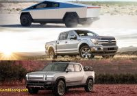 Tesla Vs ford Best Of Tesla Cybertruck Vs ford F 150 Vs Rivian R1t Did Tesla