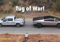 Tesla Vs ford Fresh Wait Did An Awd Tesla Cybertruck Pull A 2wd ford F 150