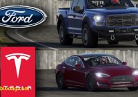Tesla Vs ford Luxury ford F150 Raptor Maxed 900 Hp Vs Tesla Model S P85d top