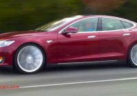 Tesla who Makes them Elegant Tesla Autopilots New Update Makes You Drive Like A