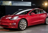 Tesla who Makes them Luxury 5 Ways the Tesla Model 3s Big Screen Makes A Big