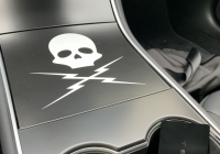 Tesla who to Make Check Out to Elegant Check Out This Tarantino Inspired Death Proof Tesla