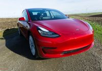 Tesla who's the One Inspirational Tesla Model 3 Review the One Youve Been Waiting for