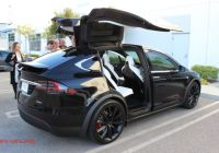Tesla with butterfly Doors Fresh Best Production Suv In the World Tesla X Youtube