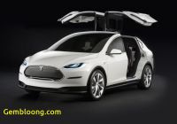 Tesla with Gullwing Doors Awesome Teslas Model X Crossovers Gullwing Doors