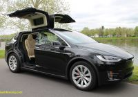 Tesla with Gullwing Doors Beautiful so What Happened to Tesla Model X Electric Suv Sales Anyway