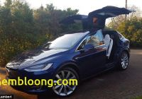 Tesla with Gullwing Doors Luxury Tesla Model X Review is It the Ultimate Family Car