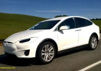 Tesla with Gullwing Doors Unique Watch the Tesla Model X Gullwing Doors In Action