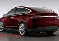 Tesla with Most Miles Luxury Tesla Model X Will Cost Over 100k Go 240 Miles Per
