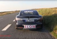 Tesla with Most Miles New Nyland Sets Tesla Model S Mileage Record Video
