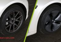 Tesla without Aero Wheels Inspirational Aero Wheels From Tesla Reduce Consumption by Three Percent