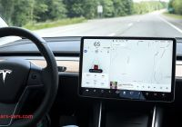 Tesla without Autopilot Awesome Tesla Delays Navigate On Autopilot Feature Consumer Reports