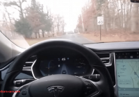 Tesla without Autopilot Beautiful Watch the Tesla Autopilot V7 1 Handle A Road without Any