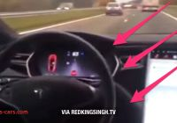 Tesla without Driver Awesome Dont Do This Tesla Autopilot Tested without Person In
