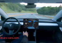 Tesla without Driver Inspirational Robotaxi Coming Elon Musk On Teslas Self Driving