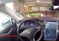 Tesla without Driver New Tesla Enable Autoparking without Driver In Latest Updates
