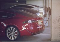 Tesla without Garage Fresh Teslas New Workplace Charging Program Would Corner