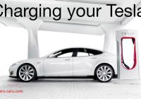 Tesla without Home Charging Fresh Charging Your Tesla Model S or Model X Youtube