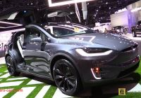 Tesla X 2019 Inspirational 2019 Tesla Model X P100d Exterior and Interior