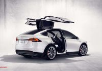 Tesla X Black Luxury How Much Does It Cost to Charge A Tesla