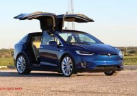 Tesla X Blue Bird Beautiful Tesla Model X Deep Blue Metalic Youtube