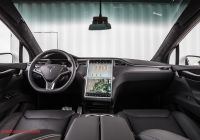 Tesla X Interior Elegant ford Paid Almost 200000 for Its Own Tesla Model X P90d