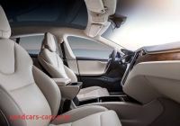 Tesla X Interior Luxury Tesla Will Stop Offering Many Interior Options for Model
