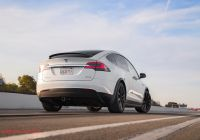 Tesla X Lovely Tesla Model X P90d is the Quickest Suv Weve Ever Tested