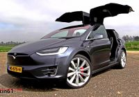 Tesla X P100d Elegant 2017 Tesla Model X P100d Ludicrous Test Drive In Depth