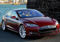 Tesla X Range Beautiful An even Faster Tesla Model S Might Be On the Way